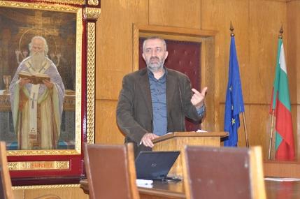 """доц. д-р Иван Колев """"Бележки към метафизиката на съзнанието"""""""